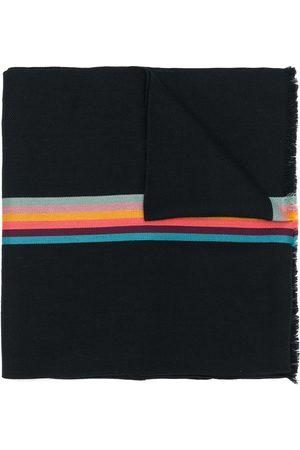 Paul Smith Stripe detail scarf