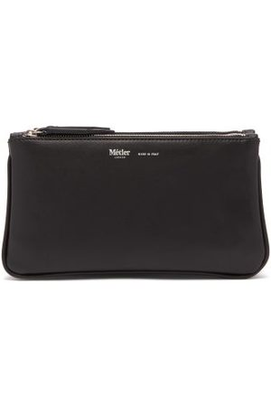Métier Small Things Trio Leather Pouch - Mens - Multi