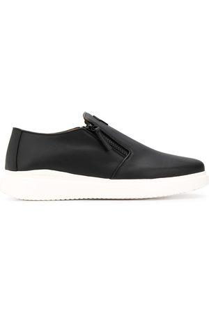 Giuseppe Zanotti Men Sneakers - Side zip sneakers