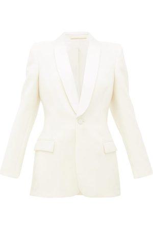 Wardrobe. nyc Release 05 Single-breasted Wool Suit Jacket - Womens