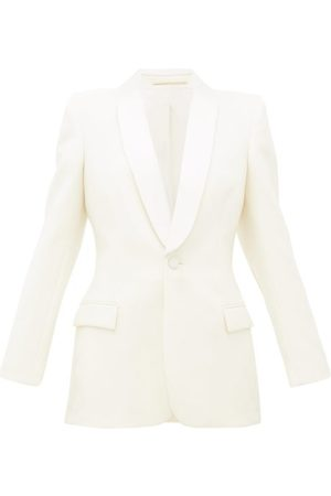 WARDROBE.NYC Wardrobe. nyc - Release 05 Single-breasted Wool Suit Jacket - Womens