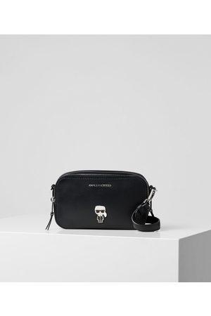 Karl Lagerfeld K/Ikonik Metal Pin Camera Bag