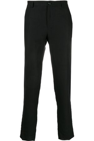 Dolce & Gabbana Straight-leg tailored trousers