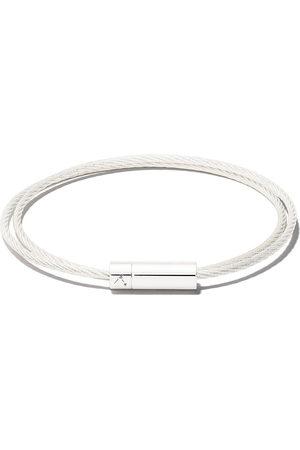 Le Gramme Bracelets - Le 9 Grammes Double Cable bracelet