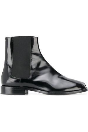 Maison Margiela Men Ankle Boots - Tabi split toe ankle boots
