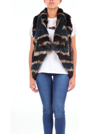 Sinéquanone Vest Women oil and camel