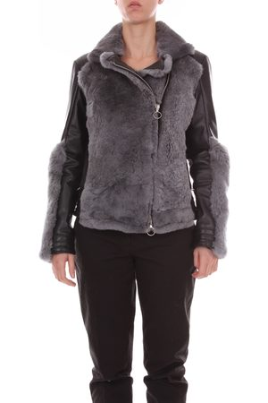 WILD & C. Leather jacket Women and