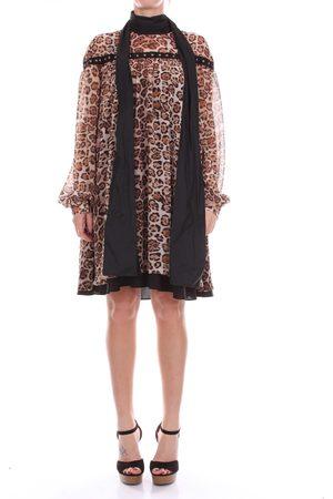 BROGNANO Clothes Women Leopard print