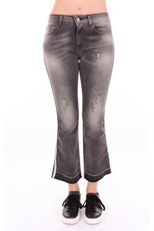 LE VOLIÈRE Jeans Women Grey