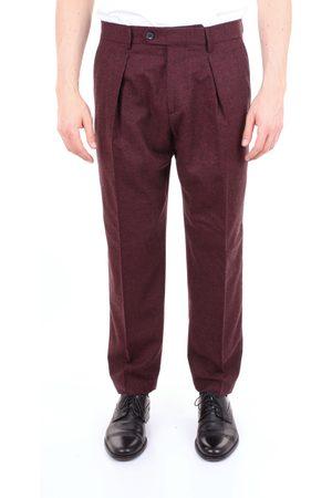 Be able Pantalone Men Bordeaux
