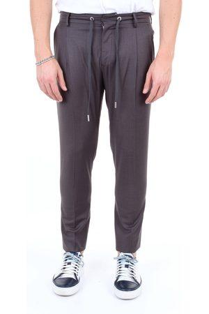 HŌSIO Pantalone Men Grey