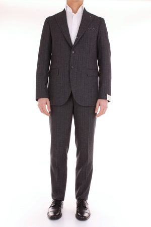 LUIGI BORRELLI NAPOLI Dress Men Dark and