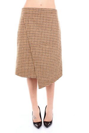 Jovonna Skirt Women Fancy camel