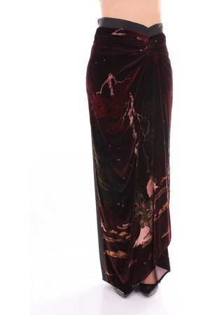 ACT N_1 Skirt Women Fancy Bordeaux