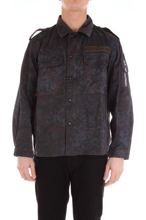 ART259DESIGN Jacket Men Mimetic