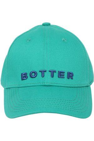 Botter Logo Embroidered Canvas Baseball Hat