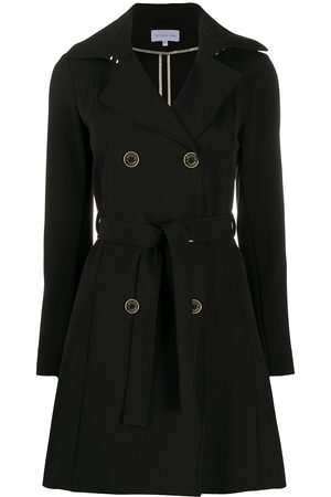 Patrizia Pepe Double breasted trench coat
