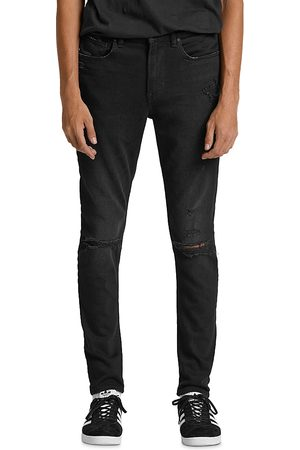 Hudson Zack Skinny Fit Jeans in Keeper