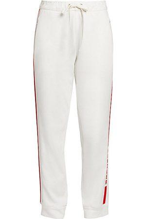 Moncler Women's Sporty Stripe Track Pants - - Size XL