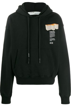 OFF-WHITE Building over hoodie