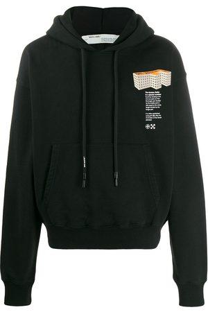 OFF-WHITE Golden Ratio print hoodie