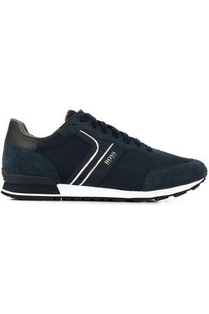 HUGO BOSS Men Sneakers - Panelled low-top sneakers