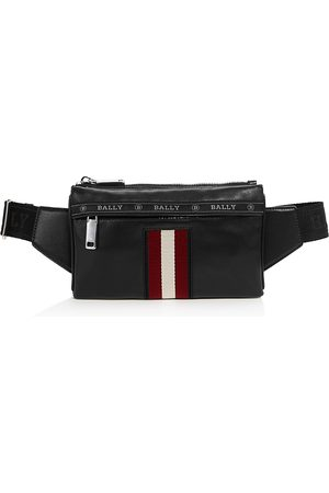 Bally Men Laptop Bags - Helvet Leather Belt Bag