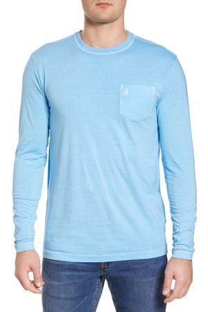 Johnnie-o Men's Brennan Long Sleeve Pocket T-Shirt