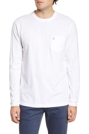 Johnnie-o Men's Brennan Long Sleeve Pocket T-Shirt