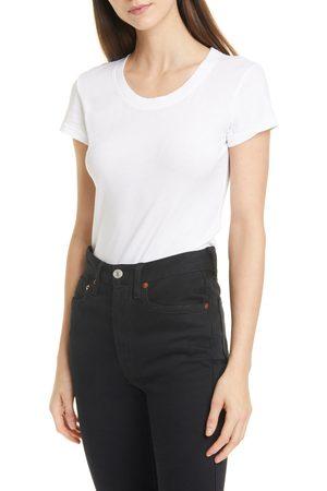L'Agence Women's Claire Cotton Bodysuit