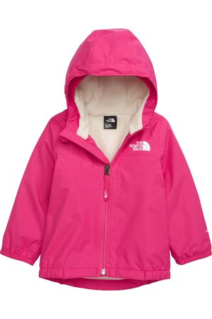The North Face Infant Girl's Warm Storm Waterproof Hooded Jacket