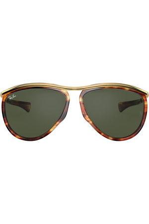 Ray-Ban Aviators - Olympian aviator sunglasses