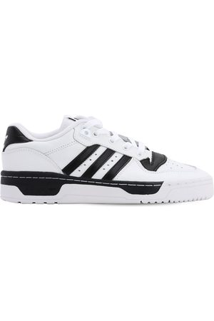 adidas Rivalry Leather Sneakers