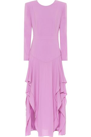 Stella McCartney Stretch-crêpe midi dress
