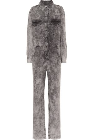 Isabel Marant Idesia denim jumpsuit