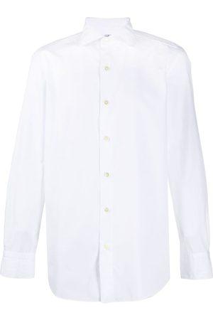Finamore Seattle plain shirt