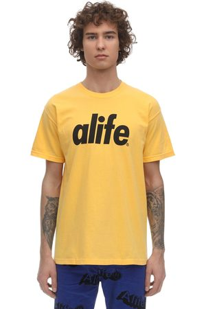 alife kickin Core Logo Cotton Jersey T-shirt
