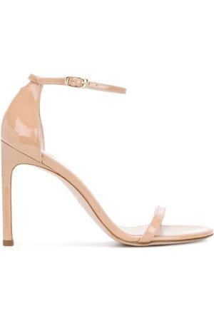Stuart Weitzman Ankle strap sandals - Neutrals
