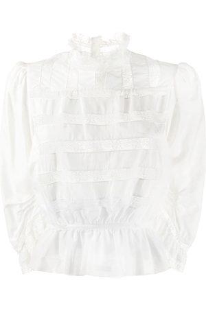 Marc Jacobs The Victorian blouse - Neutrals