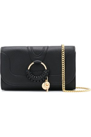 See by Chloé Hana chain leather wallet