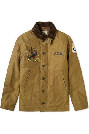 The Real McCoys The Real McCoy's N-1 USS Piranha Deck Jacket