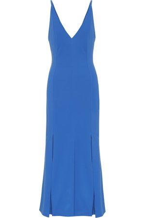 Victoria Beckham Crêpe slip dress