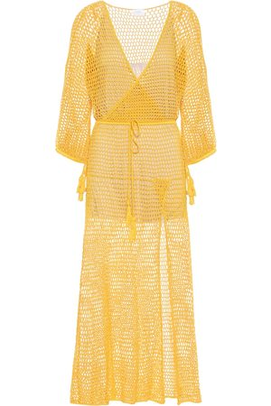 ANNA KOSTUROVA Women Maxi Dresses - Stevie cotton maxi dress