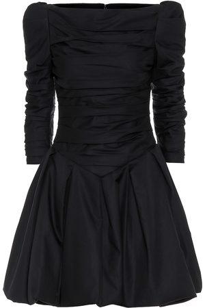 Khaite Minnie cotton minidress