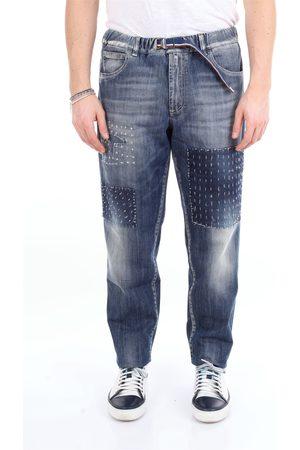 WHITESAND 88 Boyfriend Men Dark jeans