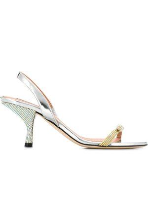 Marco De Vincenzo Women Sandals - Slingback sandals