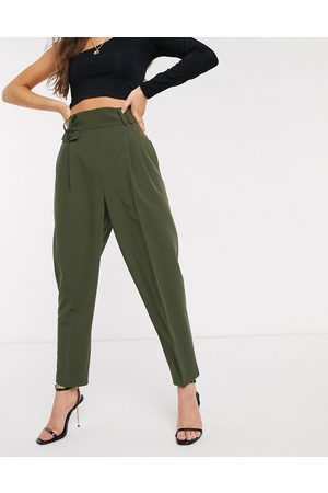 ASOS Tailored high waist balloon pants