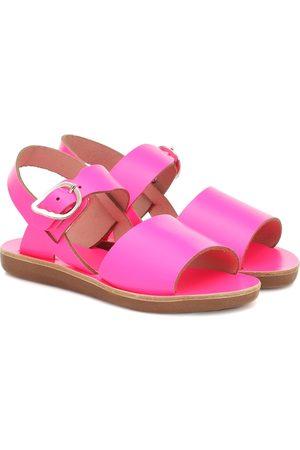 Ancient Greek Sandals Little Kaliroi leather sandals