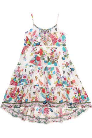 Camilla Printed cotton dress