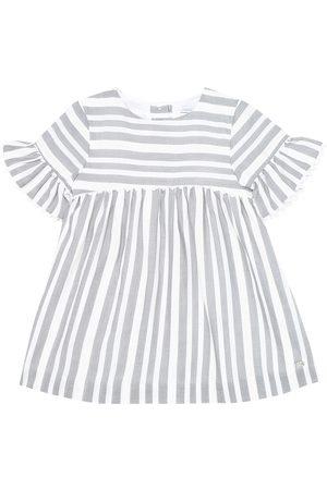 Tartine Et Chocolat Baby cotton-blend twill dress